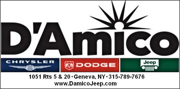 D'Amico Chrysler Dodge Jeep Ram - Car Dealers - 1051 State Rte 5 And