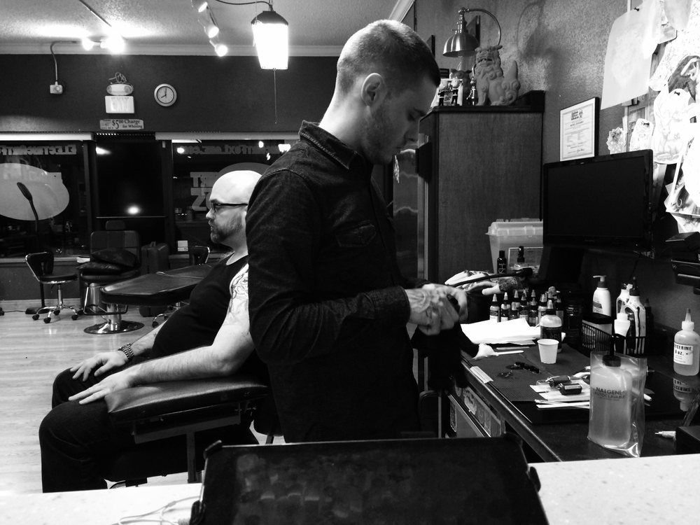 Electric Art Tattoos: 35 E Grand Ave, Fox Lake, IL