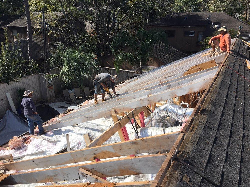 Battalion Roofing Houston
