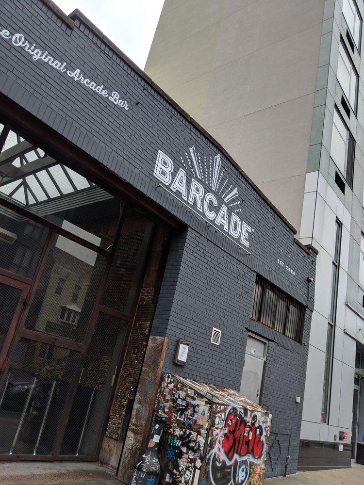 Social Spots from Barcade