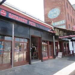 Photo of Haymarket Pizza - Boston, MA, United States. Haymarket Pizza 6/