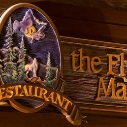 flying machine restaurant anchorage