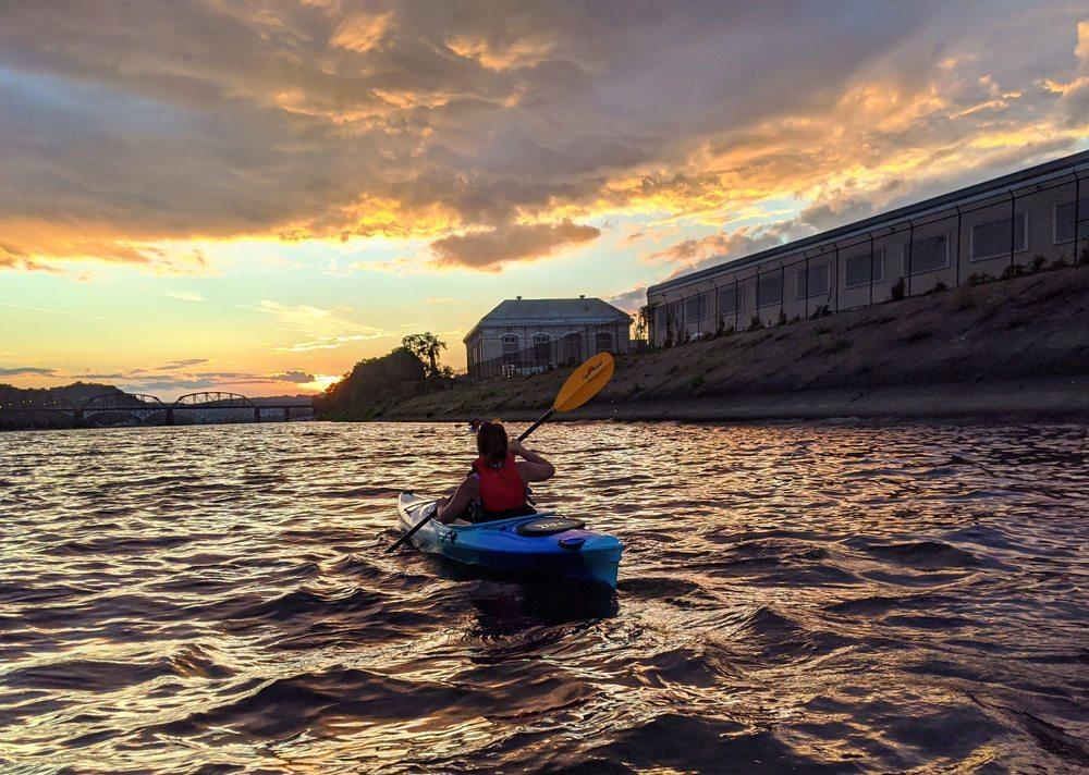 Kayak Pittsburgh Aspinwall: 285 River Ave, Aspinwall, PA