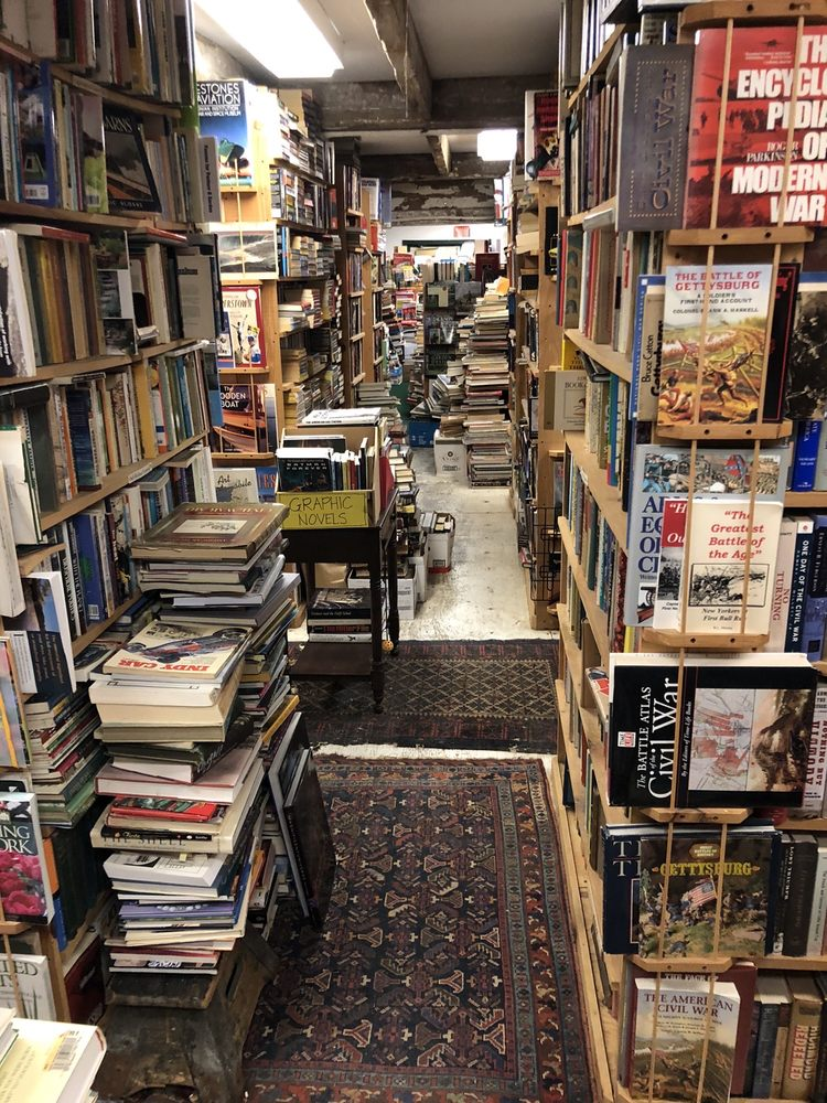Book Barn of the Finger Lakes: 198 North Rd, Dryden, NY
