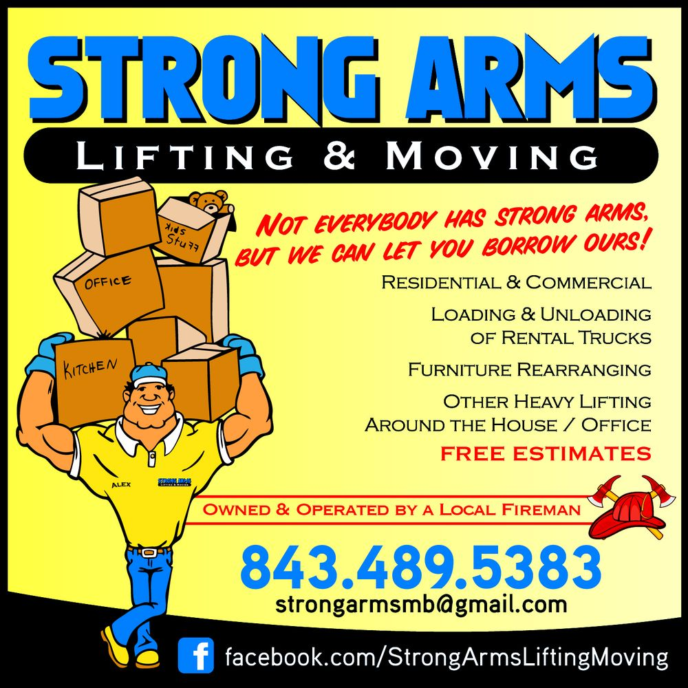 Strong Arms Lifting & Moving