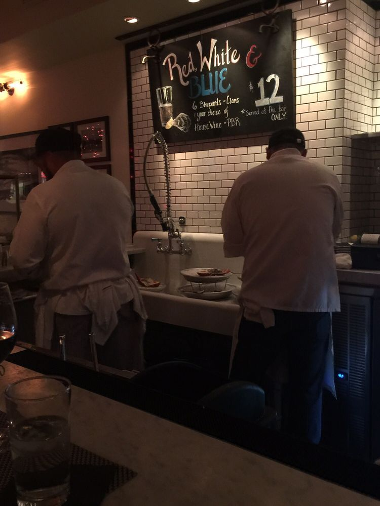 Shucking yelp for Gramercy farmer and the fish