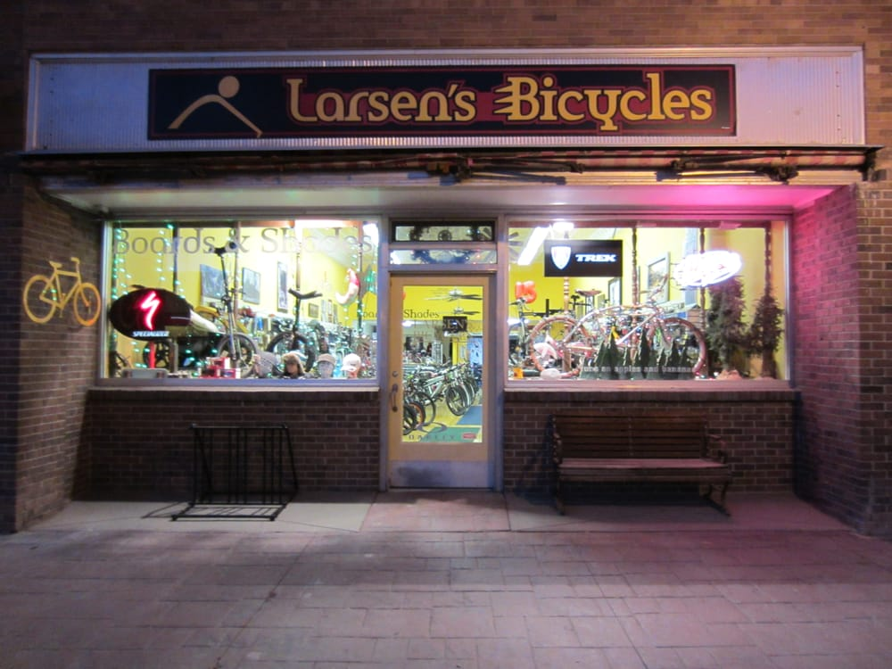 Larsen's Bicycles: 637 Big Horn Ave, Worland, WY