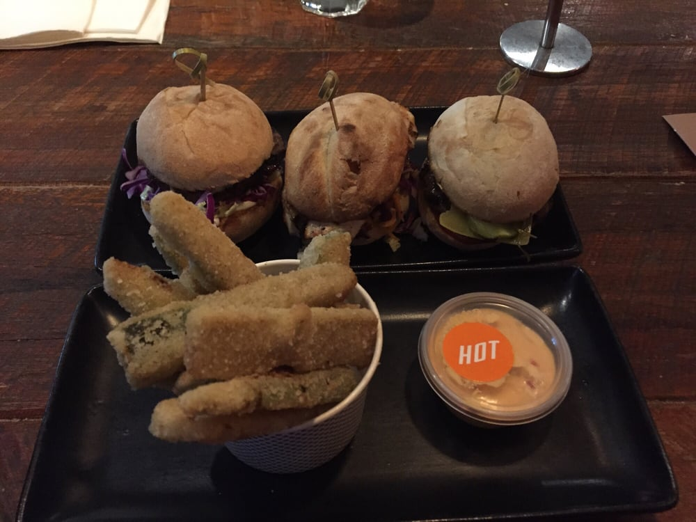 Photo Of Grill D Brookfield Place Perth Western Australia Sliders