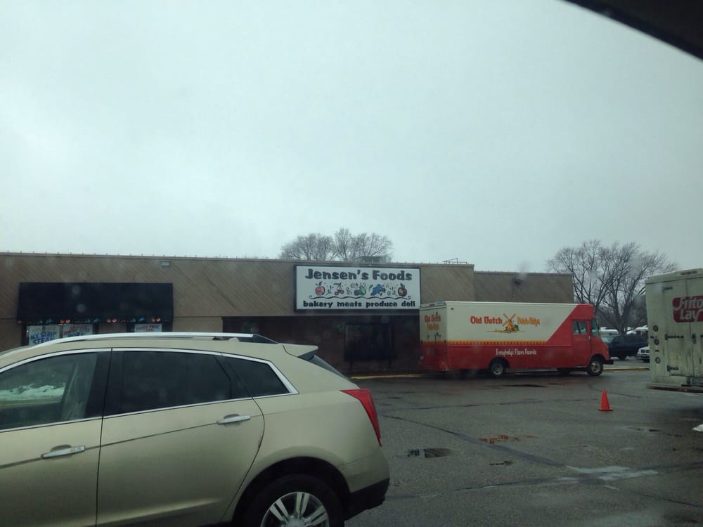 Jensen's Foods: 550 Northdale Blvd NW, Coon Rapids, MN