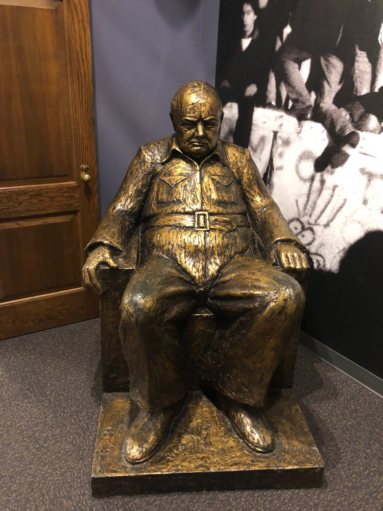 National Churchill Museum: 501 Westminster Ave, Fulton, MO