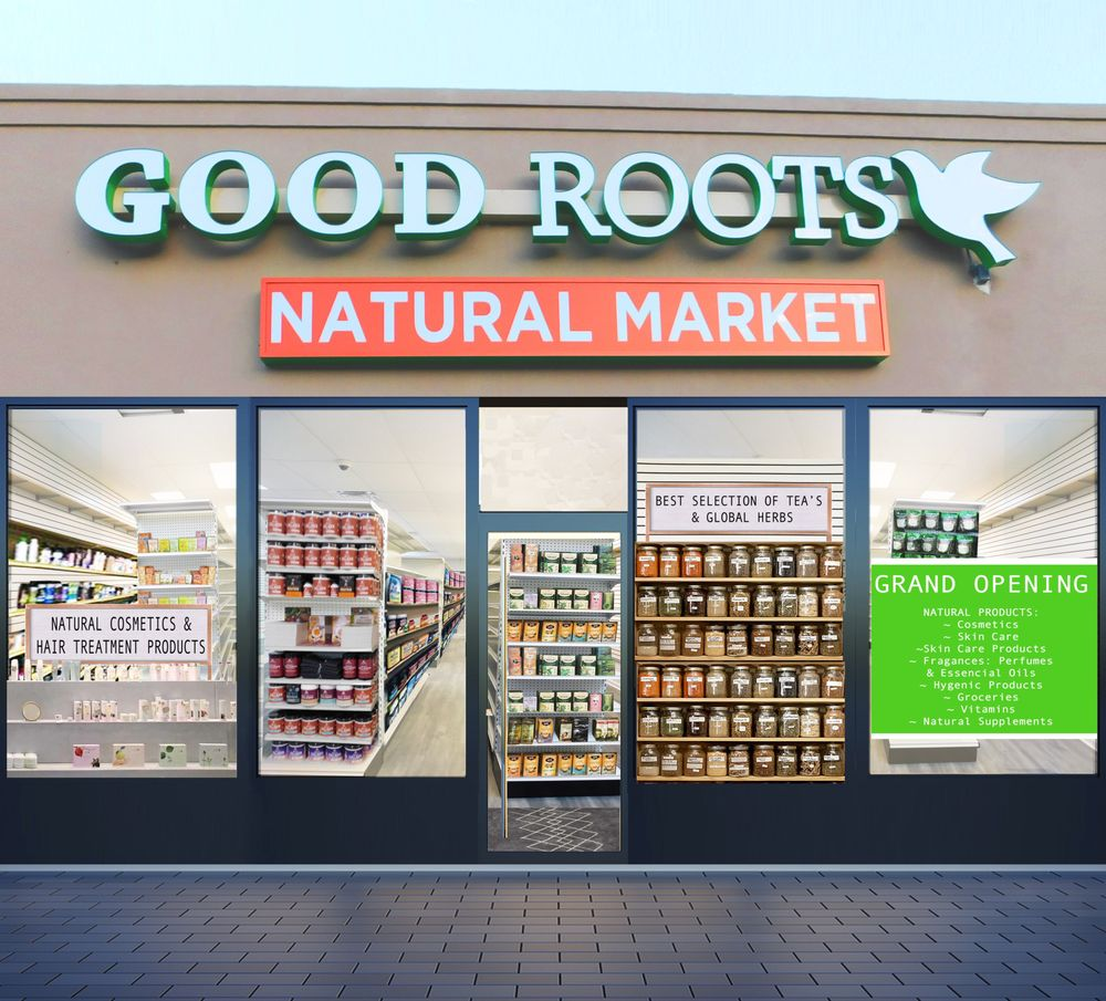 Good Roots Natural Market: 242 Route 9W, Haverstraw, NY