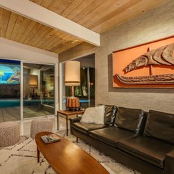 Palm Springs Home Decorating Closed Staging