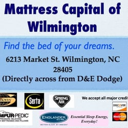 the mattress capital closed mattresses 2804 s college rd wilmington nc phone number. Black Bedroom Furniture Sets. Home Design Ideas