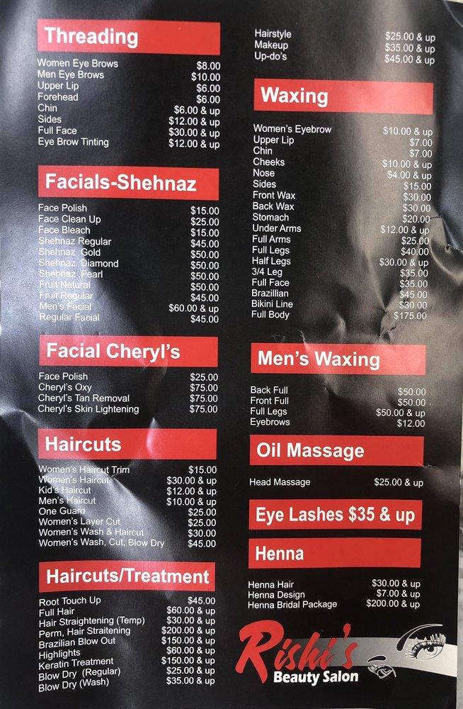 Rishi's Beauty Salon: 21715 W Interstate 10, San Antonio, TX