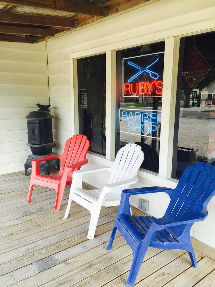 Ruby's Barber Shop: 502 Runneburg Rd, Crosby, TX