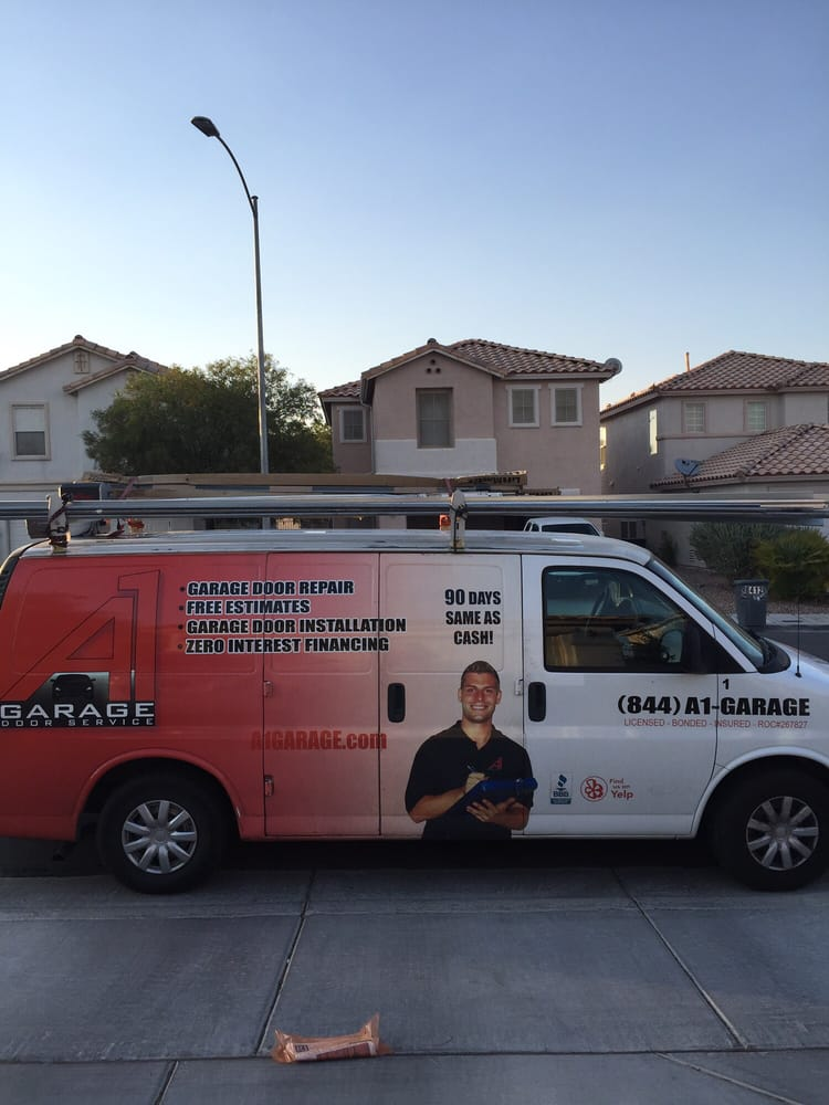 Incroyable Photo Of A1 Garage Door Service Las Vegas   Las Vegas, NV, United States
