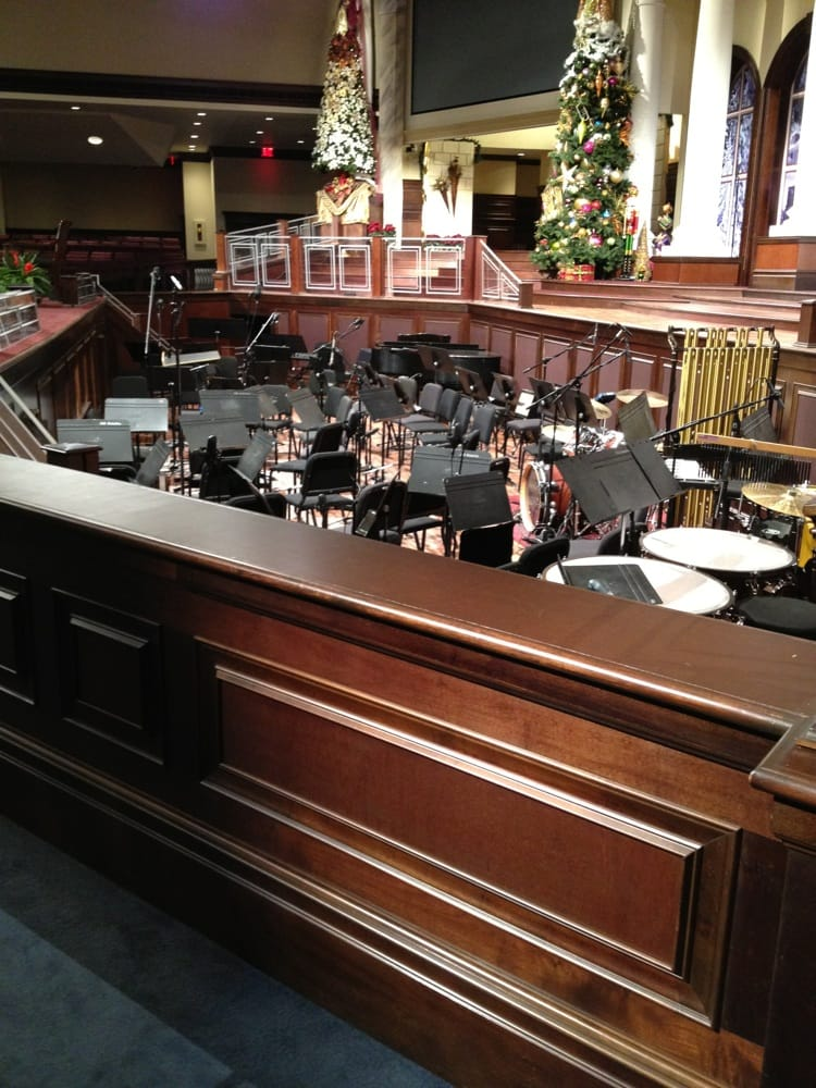 Orchestra pit yelp