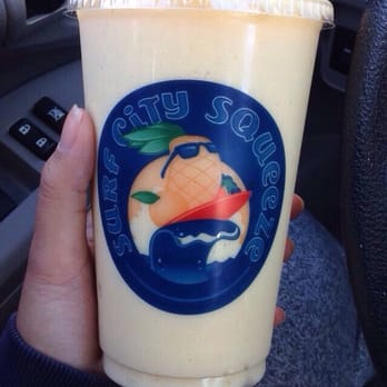 Surf City Squeeze Juice Bars Smoothies 151 Crocker Dr
