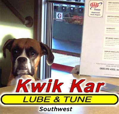 Kwik Kar Southwest: 3416 W William Cannon Dr, Austin, TX