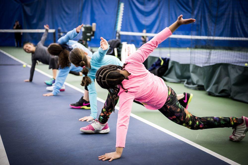 Gotham Tennis Academy-Stadium Tennis Center: 725 Exterior St, Bronx, NY