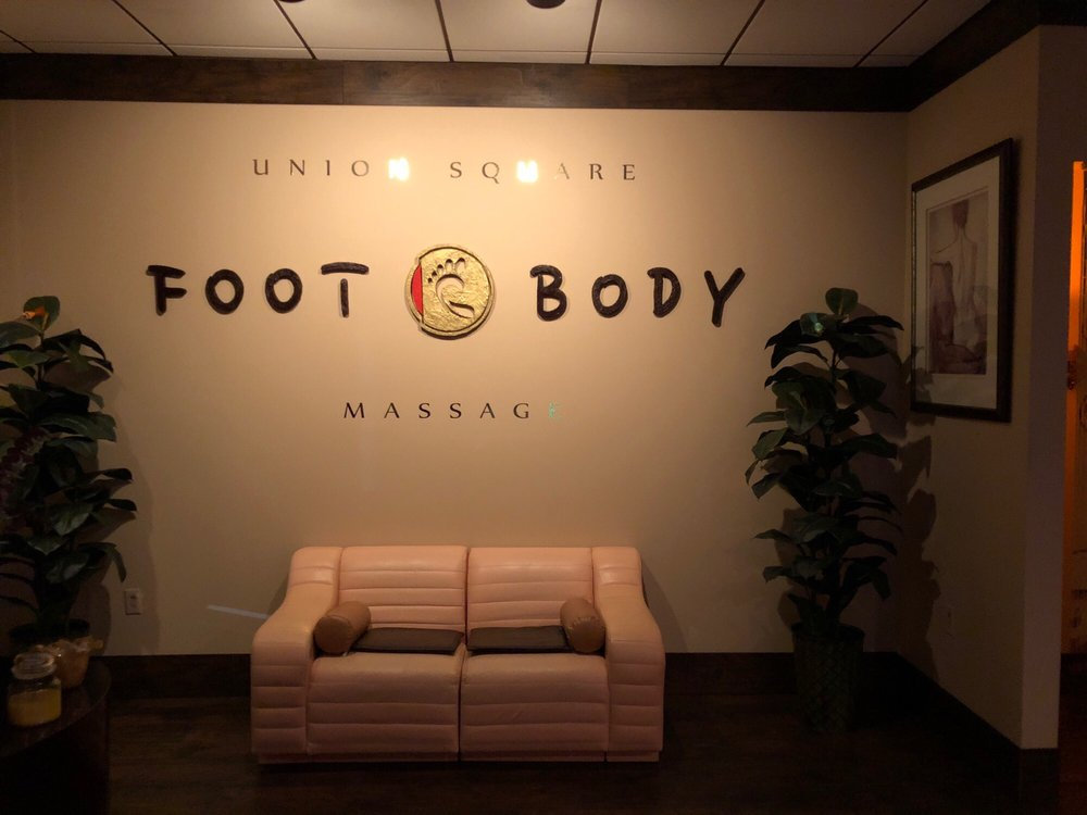 Union Square Foot Body Massage: 488 State Rt 35, Middletown, NJ