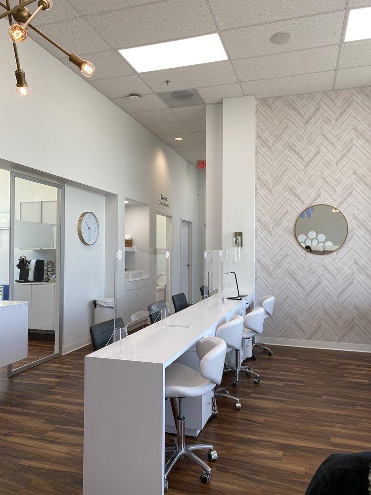 Frenchies Modern Nail Care - Winston Salem: 3473 Burke Mill Rd, Winston-Salem, NC