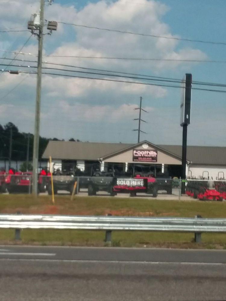Foothills Tractor: 7590 US Highway 431, Alexandria, AL