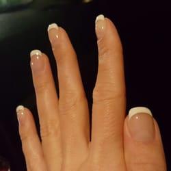 Photo Of Ps Nails Dalton Ga United States French Gel Polish