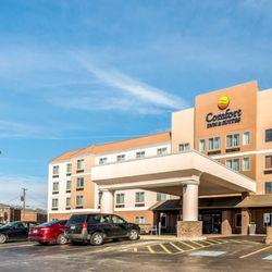 Photo Of Comfort Inn Suites Heath Oh United States
