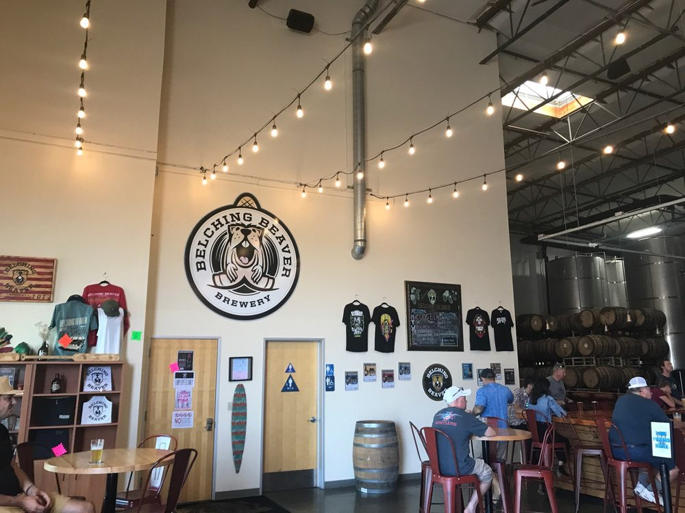 Belching Beaver Brewery - Oceanside