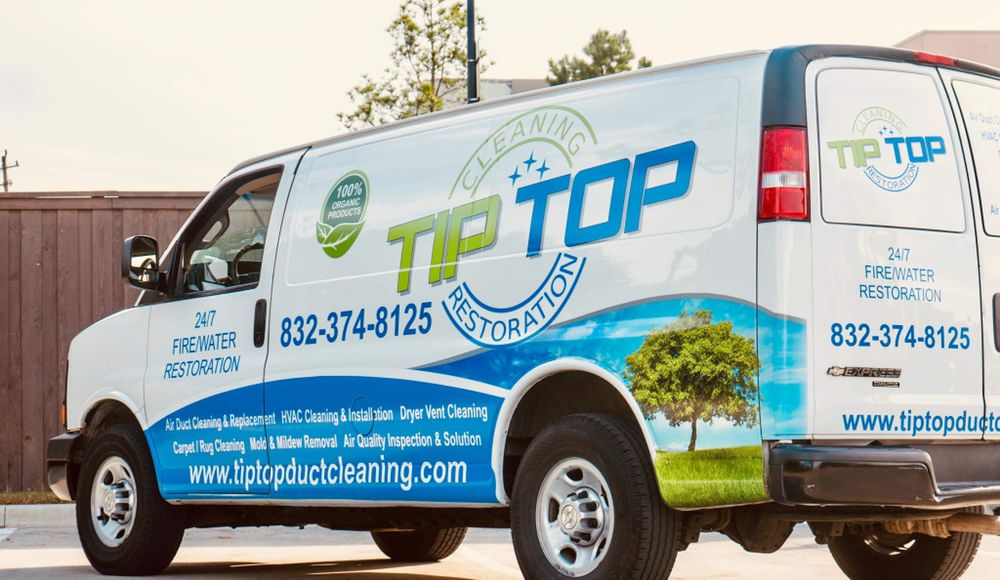 Tip Top Cleaning Restoration Request a Quote Air Duct Cleaning
