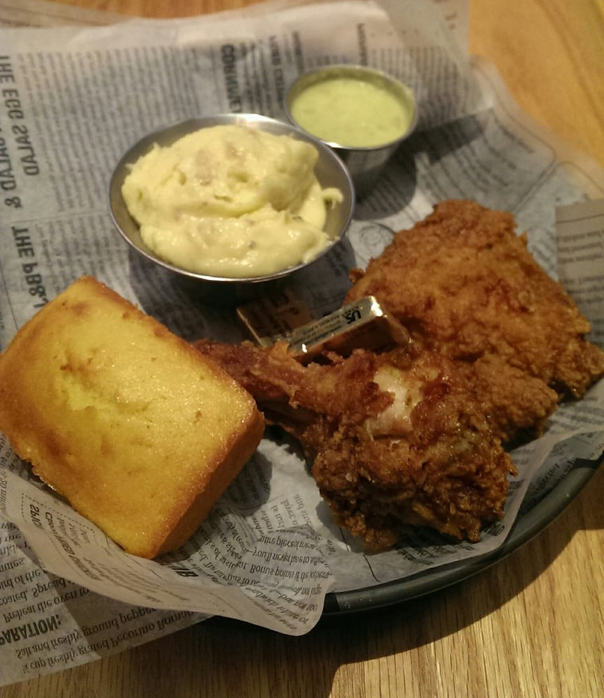 Jalapeno Fried Chicken Thursday Special Yelp