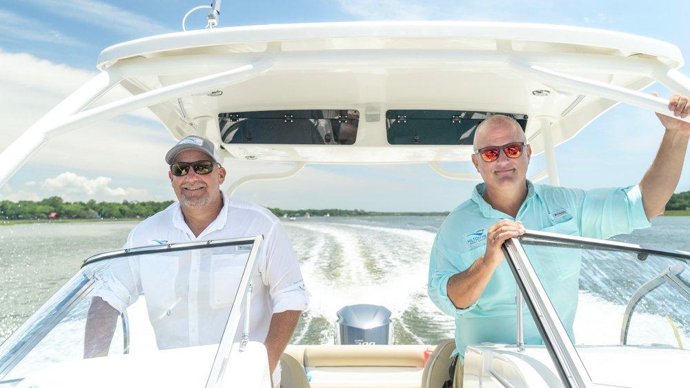 Hilton Head Boat Charters: 68 Helmsman Way, Hilton Head Island, SC