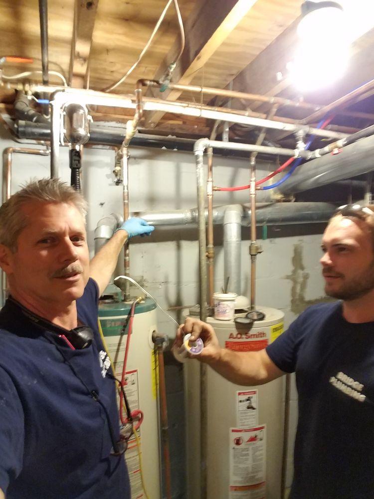 Bridge Plumbing Heating and Drain Cleaning: 504 1/2 Madison Ave, Bradley Beach, NJ