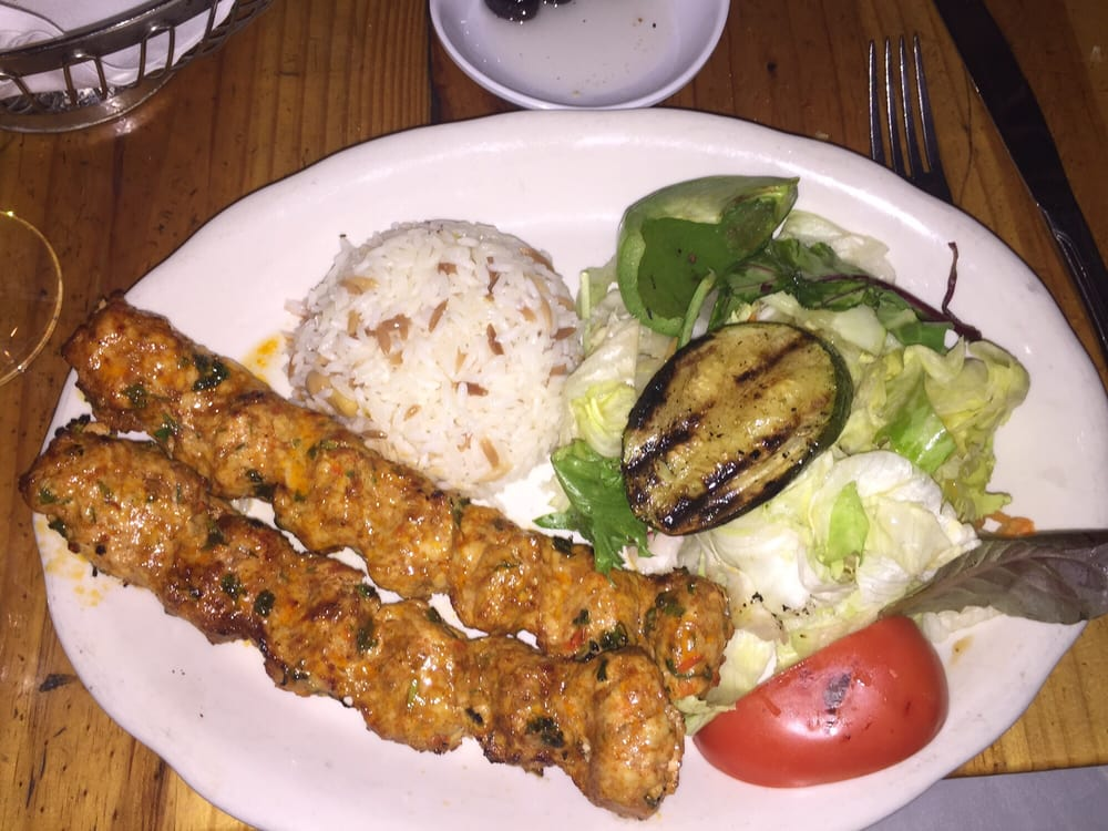 Chicken adana yelp for Anatolia mediterranean cuisine