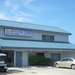 Photo Of All American Self Storage Longwood Fl United States