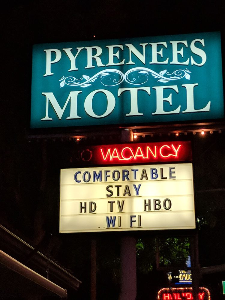 Pyrenees Motel: 714 W Winnemucca Blvd, Winnemucca, NV