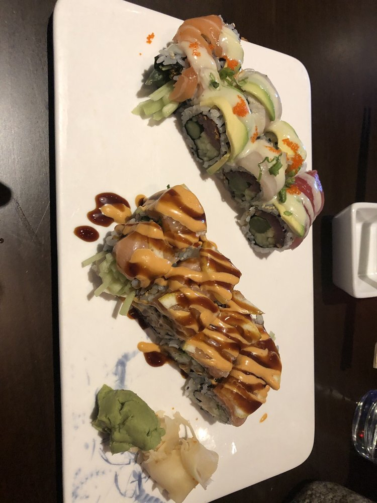 Shogun Asian Fusion Hibachi and Sushi: 5125 Jonestown Rd, Harrisburg, PA