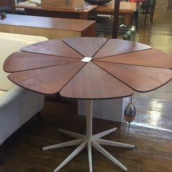 Photo Of Abodeon   Cambridge, MA, United States. Knoll 1960u0027s Petal Table  ...