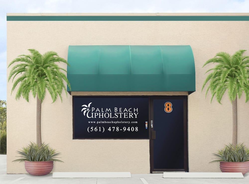 Palm Beach Upholstery: 1309 S Killian Dr, Lake Park, FL