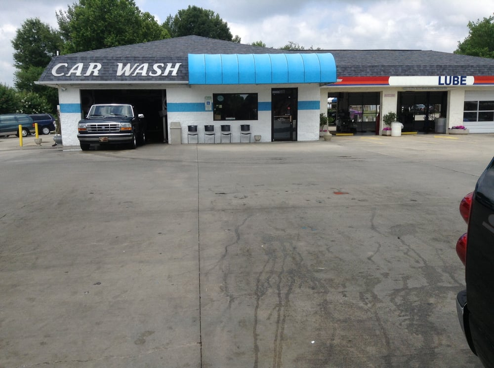 Magnum Car Wash Winston Salem