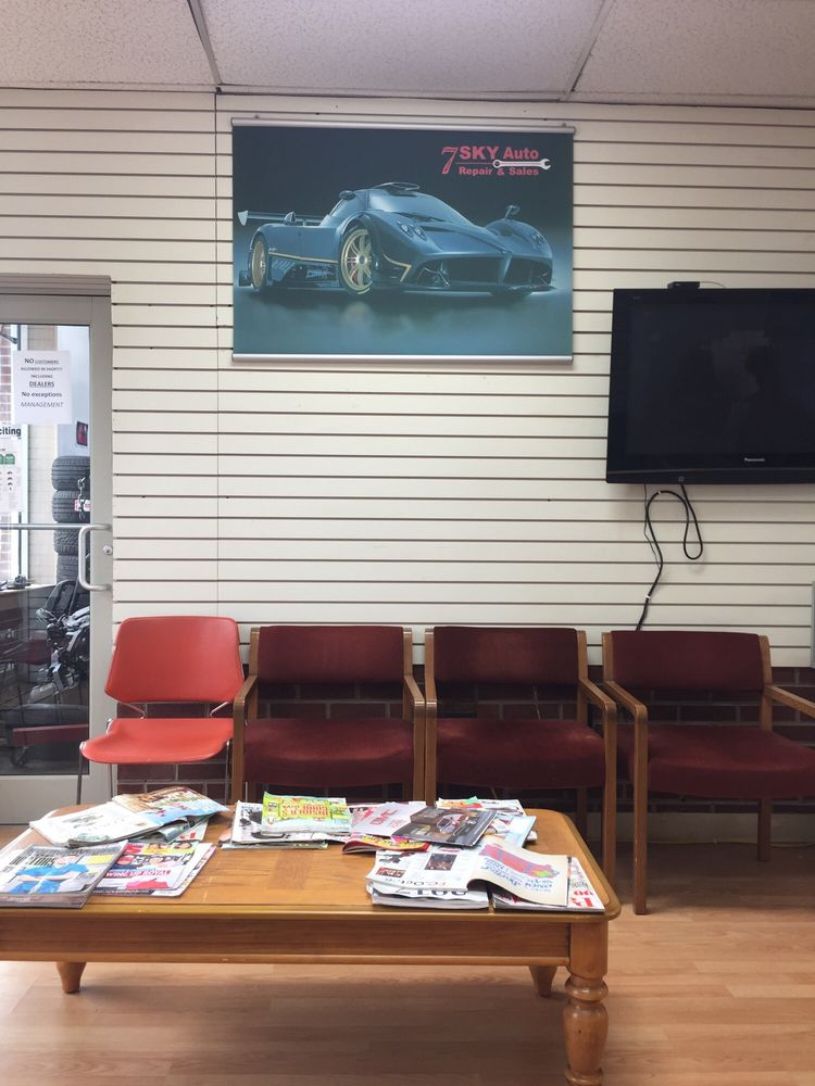 7 Sky Auto Repair: 3257 Jefferson Davis Hwy, Stafford, VA
