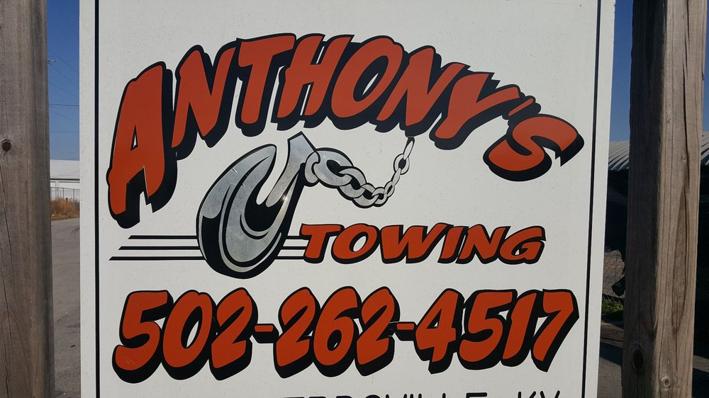 Towing business in Mount Washington, KY