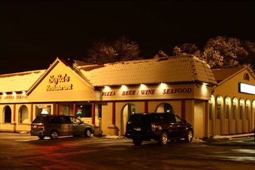Sofias Pizzeria: 136 Prospect Hill Rd, East Windsor, CT