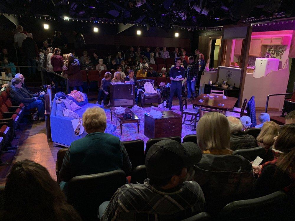 Social Spots from Hale Center Theater Orem