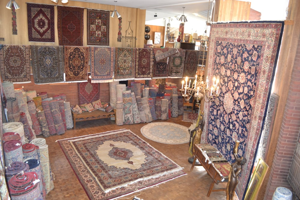 Sarkisian S Oriental Rugs Fine Art 970 Cherokee St Golden Triangle Denver Co Phone Number Yelp