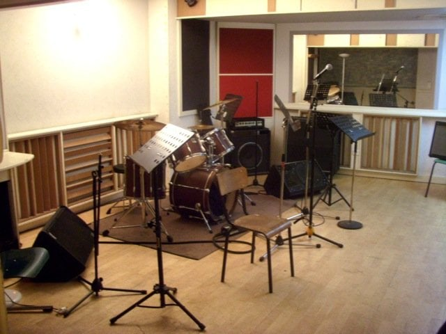 Studio Campus - Recording & Rehearsal Studios - 12 Bis Rue Froment