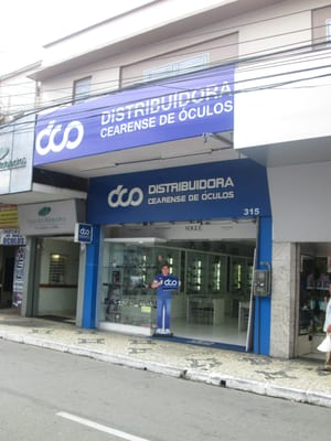 df81cae846fcd Cearense de Óculos - Óticas - R. Pedro Pereira