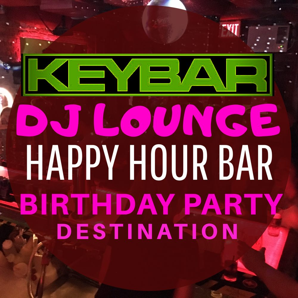 Keybar: 432 E 13th St, New York, NY