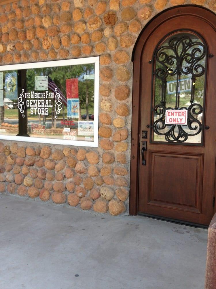 Medicine Park General Store: 148 E Lake Dr, Medicine Park, OK